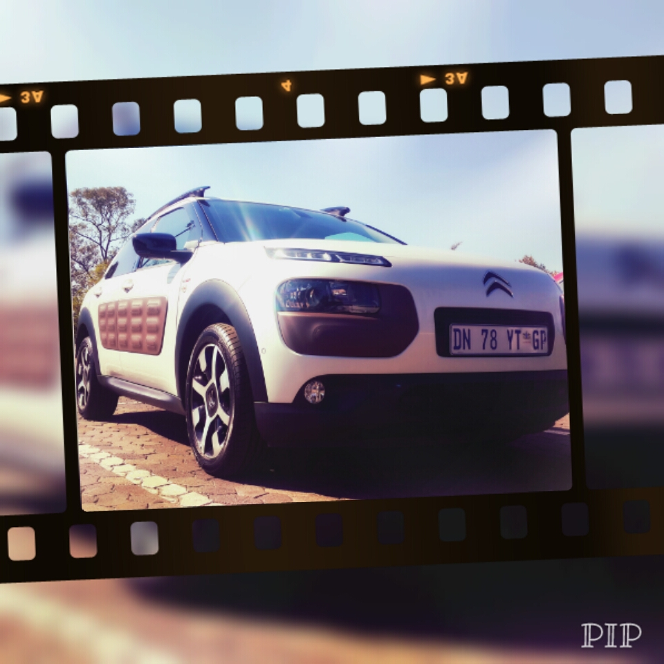 Daddy Blogger South Africa Daddyblogger Citroen C4 Cactus